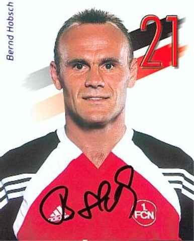 Bernd Hobsch #