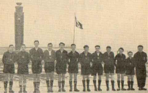 B-Jugend des FCN 1941